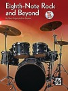 Eighth-Note Rock and Beyond: Book & CD - Glenn Ceglia, Dom Famularo