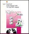 HyperCard Script Language Guide: The Hypertalk Language - Apple Inc.