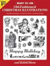 Ready-to-Use Old-Fashioned Christmas Illustrations - Carol Belanger Grafton, Carol Belanger-Grafton