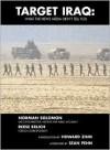 Target Iraq: What the News Media Didn't Tell You - Norman Solomon, Reese Erlich, Sean Penn, Howard Zinn