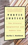 Poetic Justice: The Literary Imagination and Public Life - Martha C. Nussbaum, Bruce Nussbaum