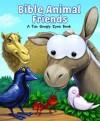 Bible Animal Friends: A Fun Googly Eyes Book - Matt Mitter, Warner McGee