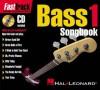 Fasttrack Mini Bass Songbook 1 - Level 1 - Hal Leonard Publishing Company