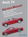 Audi TT Service Manual: 2000-2006: 1.8l Turbo, 3.2l; Including Roadster and Quattro - Bentley Publishers