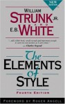 The Elements of Style - William Strunk Jr., E.B. White
