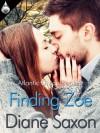 Finding Zoe (Atlantic Divide, #3) - Diane Saxon