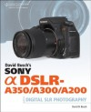 David Busch's Sony Alpha DSLR-A350/A300/A200 Guide, 1st Edition (David Busch's Digital Photography Guides) - David D. Busch