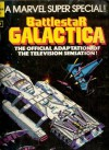 Battlestar Galactica : The Official Adaptation of the Television Sensation (Volume 1, No. 8) - Roger McKenzie