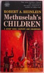 Methuselah's Children - Robert A. Heinlein, Stanley Meltzoff