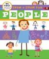 Draw + Learn: People - Harriet Ziefert, Tanya Roitman