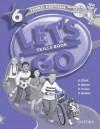 Let's Go 6 Skills Book with Audio CD - Christine Hartzler, Karen Frazier, Ritsuko Nakata