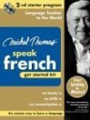 Michel Thomas Speak French Get Started Kit [With Zippered Travel Case] - Michel Thomas