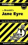 Cliffs Notes On Bronte's Jane Eyre - CliffsNotes, Mary Ellen Snodgrass, Charlotte Brontë, Karin Jacobsen