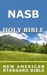 Holy Bible: New American Standard Bible (NASB) - The Lockman Foundation