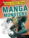Manga Monsters - Richard Jones, Jorge Santillan