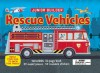 Junior Builder: Rescue Vehicles - Chris Oxlade, Gareth Llewhellin
