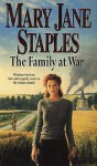 The Family At War (The Adams Family) - Mary Jane Staples