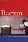 Racism (Oxford Readers) - Martin Bulmer, John Solomos