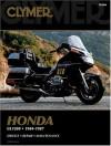 Honda Gl1200: 1984-1987 (Clymer Motorcycle Repair Series) (Clymer Manuals: Motorcycle Repair) - Ed Scott