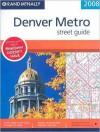 Metro Denver, Colorado Atlas (Other Format) - Rand McNally