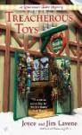 Treacherous Toys - Joyce Lavene, Jim Lavene