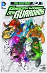Green Lantern: New Guardians (2011- ) #0 - Tony Bedard, Andrei Bressan, Aaron Kuder