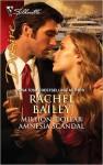 Million-Dollar Amnesia Scandal (Silhouette Desire) - Rachel Bailey
