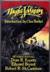 Night Visions 4 - Robert R. McCammon, Edward Bryant, Clive Barker, Dean Koontz