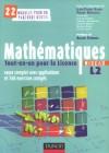 Mathématiques Tout En Un Pour La Licence, Niveau L2 (French Edition) - Jean-Pierre Ramis, André Warusfel, Alain Connes