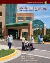 Medical Language for Modern Health Care [With Student CD-ROM] - David Allan