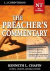 The Preacher's Commentary - Volume 30: 1, 2 Corinthians: 1, 2 Corinthians - Kenneth Chafin