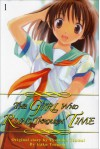 A Girl Who Runs Through Time, Vol. 1 - Yasutaka Tsutsui, Gaku Tsugano