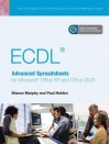 Ecdl Advanced Spreadsheets For Office Xp/2003 - Brendan Munnelly, Paul Holden