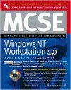 MCSE Windows NT Workstation 4 [With Contains 1,000 Practice Exam Questions...] - Inc Syngress Media