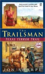 Texas Terror Trail - Jon Sharpe