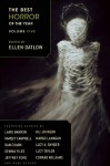 The Best Horror of the Year, Volume Five - Ellen Datlow, Conrad Williams, Bruce McAllister, Amber Sparks