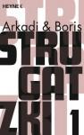 Bd 1.: Die bewohnte Insel [u.a.] - Arkady Strugatsky, Boris Strugatsky