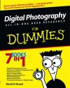 Digital Photography All In One Desk Reference For Dummies - David D. Busch, Dan Simon, Laurie Ulrich