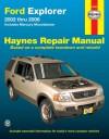 Ford Explorer & Mercury Mountaineer Automotive Repair Manual: 2002-2006 (Haynes Automotive Repair Manual) - Robert Maddox, John Harold Haynes, Ken Freund