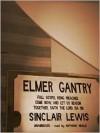 Elmer Gantry (MP3 Book) - Sinclair Lewis, Anthony Heald