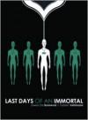 Last Days of an Immortal - Fabien Vehlmann, Gwen de Bonneval, Edward Gauvin