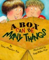 A Box Can Be Many Things (Rookie Readers: Level B) - Dana Meachen Rau, Paige Billin-Frye
