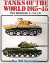 Pictorial History of Tanks of the World, 1915-45 - Peter Chamberlain, Chris Ellis