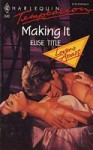Making It - Elise Title