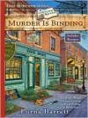 Murder is Binding (A Booktown Mystery, #1) - Lorna Barrett