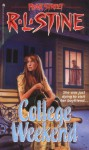 College Weekend (Fear Street Superchillers) - R.L. Stine