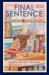 Final Sentence (Cookbook Nook Mystery #1) - Daryl Wood Gerber
