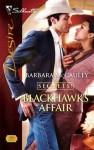 Blackhawk's Affair (Secrets!) - Barbara McCauley