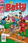 Betty #113 - Mike Pellowski, Stan Goldberg, John Lowe, Bill Yoshida, Barry Grossman, Victor Gorelick, Richard Goldwater, George Gladir, Kathleen Webb