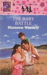 The Baby Battle - Shannon Waverly